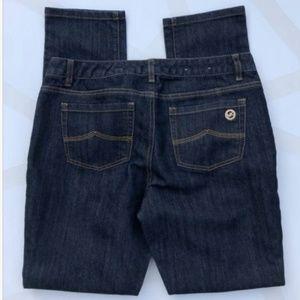 Michael Kors Women's Skinny Jeans Dark Wash Size 8